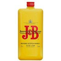 Whiskey Pocket 40% J&B Rare - Scotch  0.2l