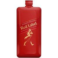 Whiskey Scotch Pocket 40%  Johnnie Walker- Red Label 0.2l