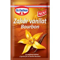 Zahar vanilinat Bourbon 8g