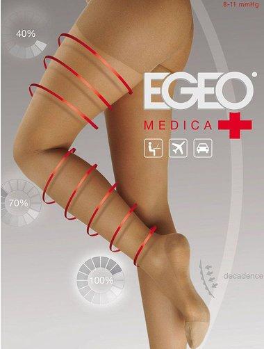Ciorapi compresivi (8-11 mmHg) Egeo Medica 40 den