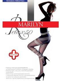 Ciorapi compresivi (3.75-6.75 mmHg) Marilyn Relax 50 den
