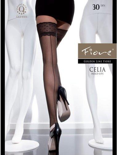 încălţăminte oferte exclusive outlet online Ciorapi cu banda adeziva Fiore Celia 30 den - Sosetaria.ro