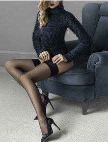 Ciorapi cu banda adeziva Fiore Glam 20 den