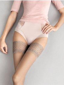 Ciorapi cu banda adeziva Fiore Nude 20 den