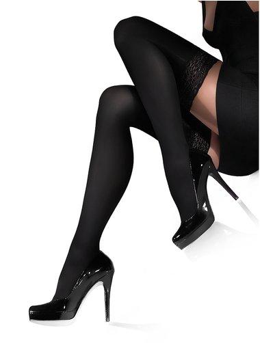 Ciorapi cu banda adeziva Marilyn Chance 100 den