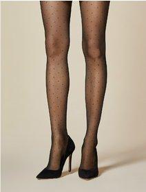 Ciorapi cu buline Fiore Eve 8 den