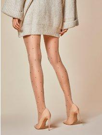 Ciorapi cu buline Fiore Gracile 8 den