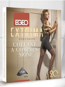 Ciorapi cu chilot modelator Egeo Extrima Bodyshape 20 den