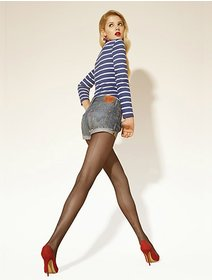 Ciorapi cu dunga Marilyn Allure F03 20 den