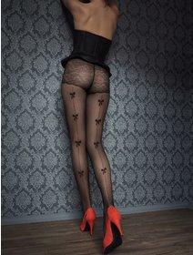 Ciorapi cu dunga Marilyn Patrizia Gucci G41 20 den