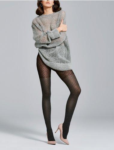 Ciorapi cu model Fiore Honest 40 den