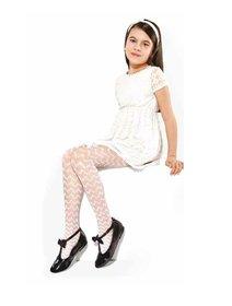 Ciorapi cu model jacard Knittex Nika 30 den