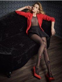 Ciorapi cu model Marilyn Patrizia Gucci G44 40 den