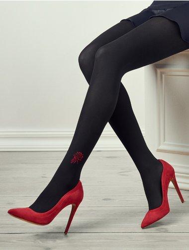 Ciorapi cu model Patrizia Gucci G33 for Marilyn 100 den