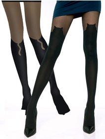 Ciorapi imitatie jambiere Knittex Kitten 40 den