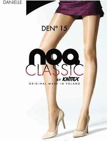 Ciorapi clasici luciosi Knittex Danielle 15 den