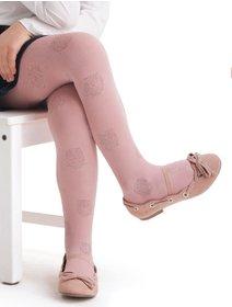 Ciorapi microfibra cu model Knittex Gufo 40 den