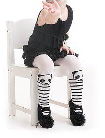 Ciorapi microfibra cu model Knittex Panda 40 den