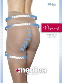 Ciorapi modelatori Fiore Medica Press Up 40 den