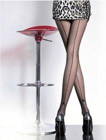 Ciorapi cu model Fiore Miriam 20 den