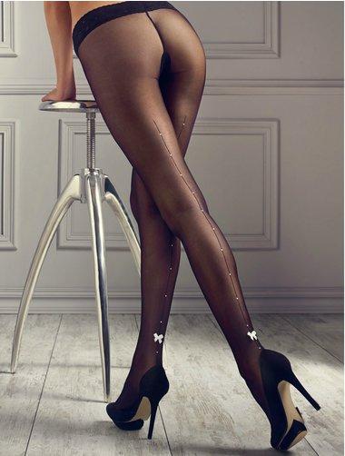 Ciorapi cu dunga Patrizia Gucci G01 for Marilyn 20 den