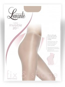 Ciorapi modelatori Levante Invisible Body Slim 20 den