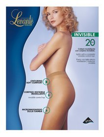 Ciorapi modelatori Levante Invisible Body Slim 20 den