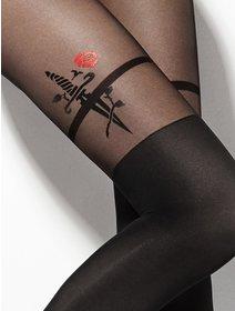 Ciorapi imitatie jambiere Marilyn Zazu Dagger 60 den