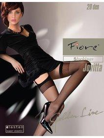Ciorapi pentru portjartier Fiore Jovitta 20 den
