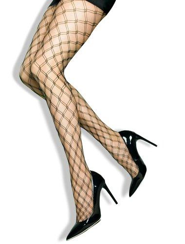 Ciorapi plasa mare dubla Lores Rete 28