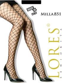 Ciorapi plasa mare Lores Milla 851