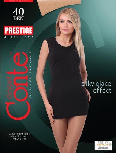 Ciorapi rezistenti multifibra Conte Elegant Prestige 40 den