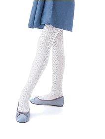 Ciorapi vascoza cu inimioare Knittex Hearts 80 den