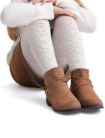 Ciorapi vascoza cu inimioare Knittex Pati