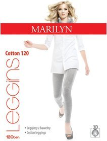 Colanti bumbac Marilyn Cotton 120 den