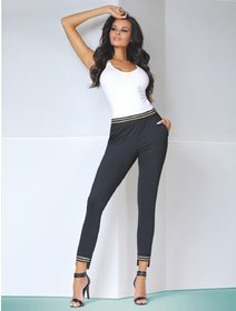 Colanti stil pantaloni eleganti Bas Bleu Marisa 200 den