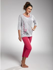 Pijamale Cornette Cherry 157-190