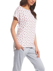 Pijamale Cornette Cindy P055-106