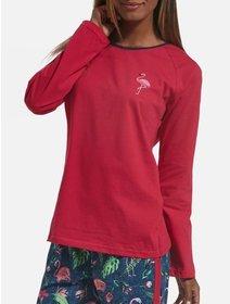 Pijamale Cornette Flamingo 3 184/201