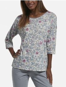 Pijamale Cornette Flowers 2 147/195