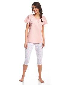 Pijamale Cornette Rose P695-073