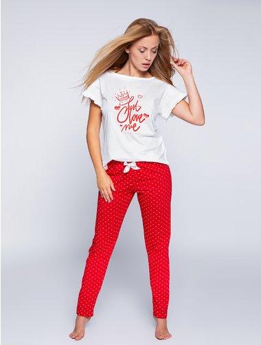 Pijamale cu picatele Sensis Maddy