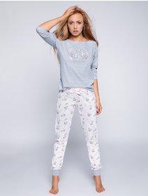 Pijamale cu racoon Sensis Coon