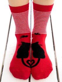 Sosete colorate cu pisicuta Socks Concept SC-1804