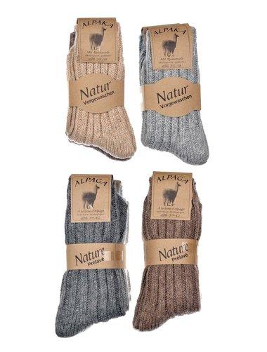 Sosete groase de lana Ulpio Plus Alpaca 741