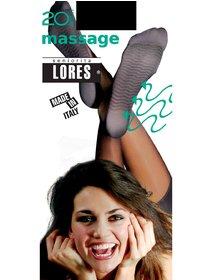 Sosete lungi cu masaj Lores Massage 20 den