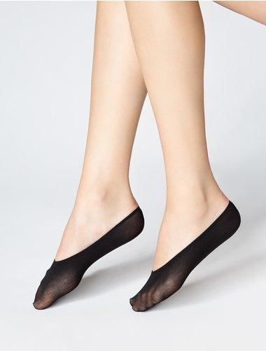 Talpici pentru balerini din bumbac Marilyn Cotton 940 (2perechi)