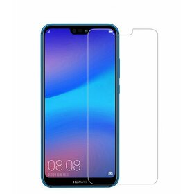 Folie de sticla - Tempered Glass - Transparenta pentru Huawei Y5 (2018) Transparent