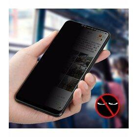 Folie Privacy - Anti spionaj - pentru Huawei P20 NEGRU
