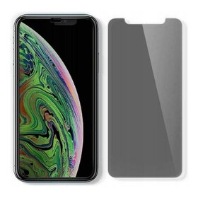 Folie Privacy Tempered Glass cu kit de montare inclus - Spigen Align Master Glass.tR pentru iPhone 11 Pro Transparent